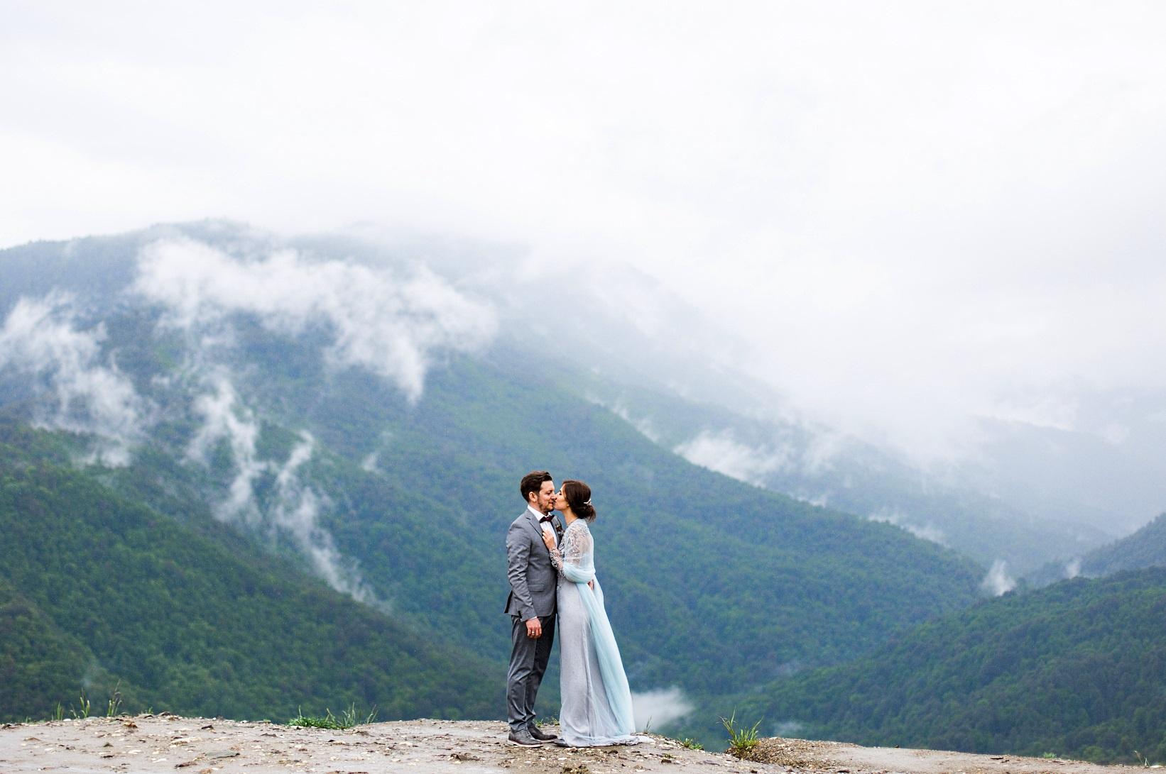 фото церемонии свадьбы в горах прощупывании отмечали