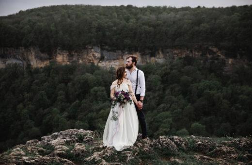 Свадьба под ключ в горах или на море для двоих за 200 000 рублей