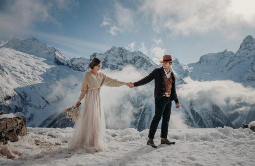Свадьба для двоих в Сочи или в Красной поляне за 285 000 рублей
